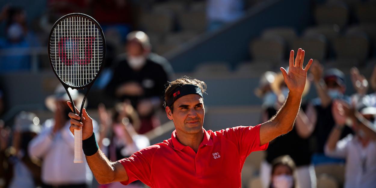 Federer Roland Garros 2021