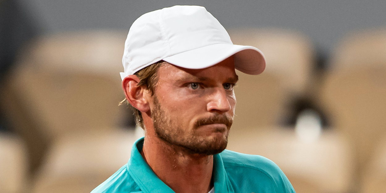 David Goffin French Open 2020 ATP