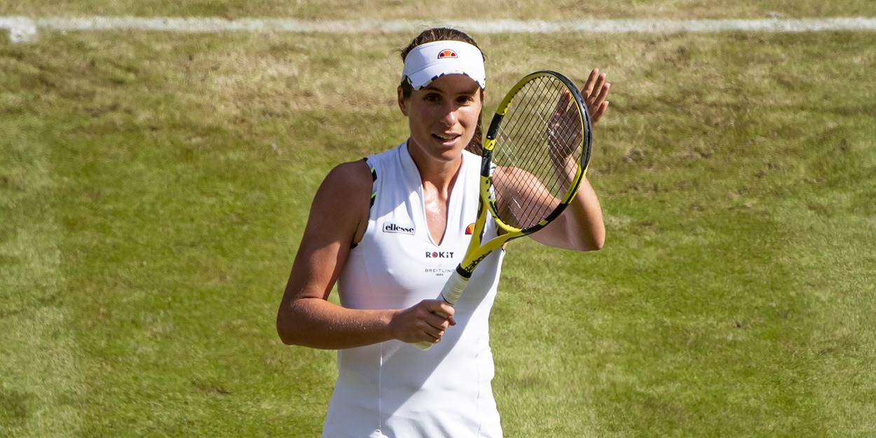 Jo Konta - Jamie Murray angry at Wimbledon withdrawal decision