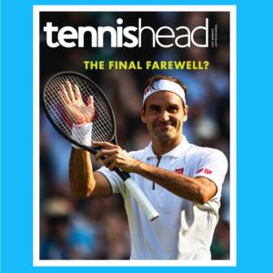 June 2021 Tennishead magazine cover