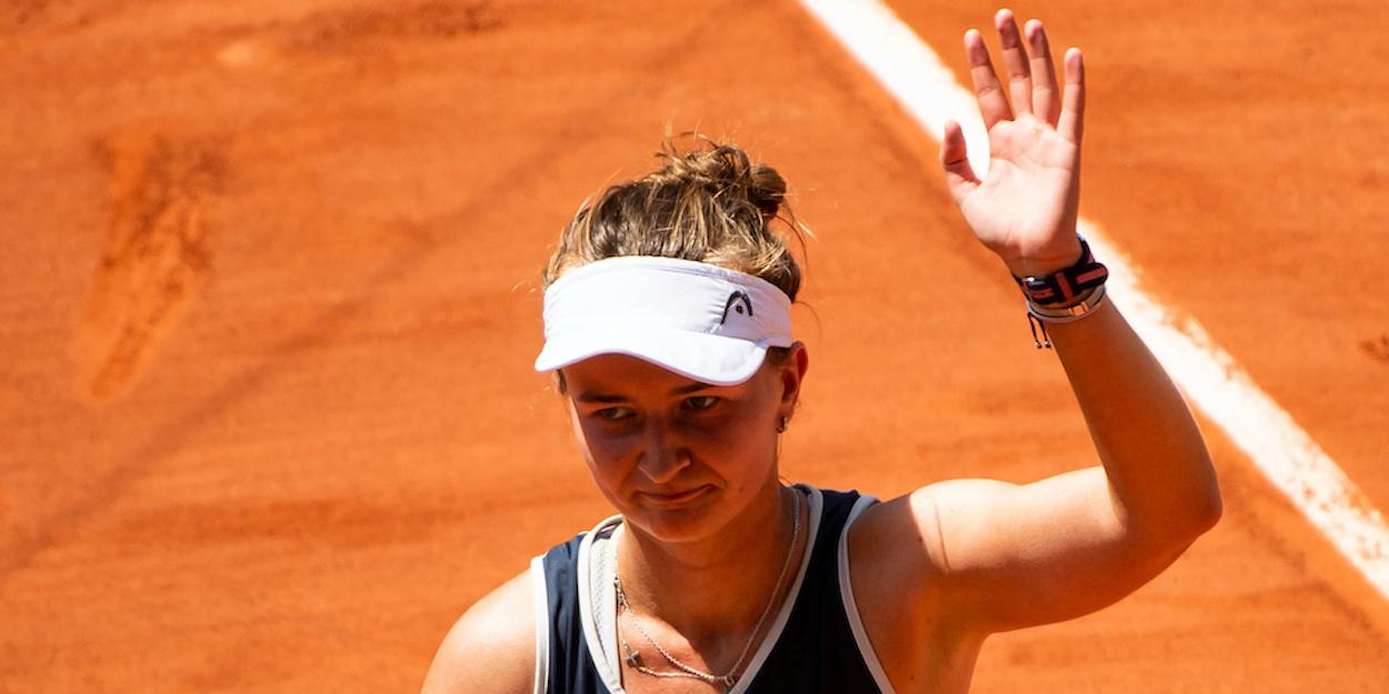 Barbora Krejcikova French Open 2021