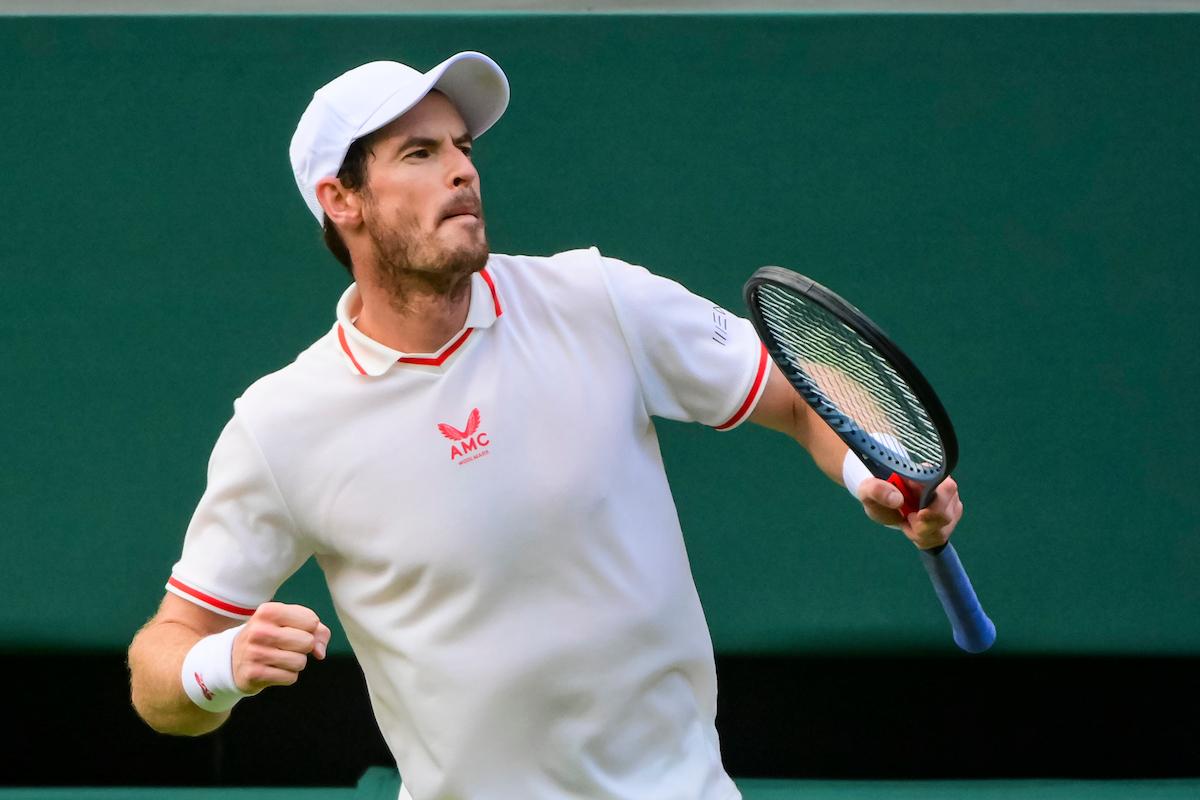Andy Murray Castore Wimbledon