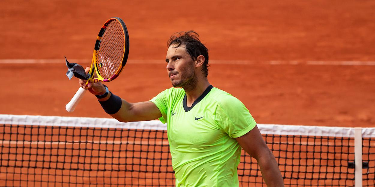 Rafa Nadal French Open 2021