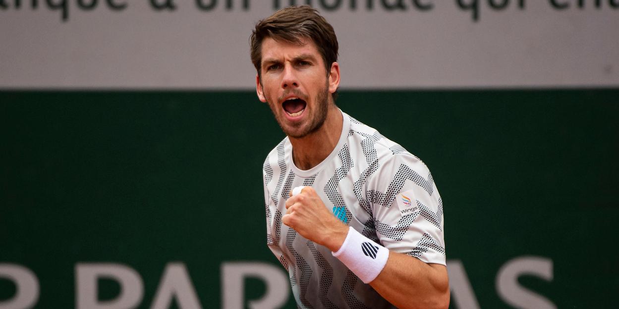 Cameron Norrie Roland Garros