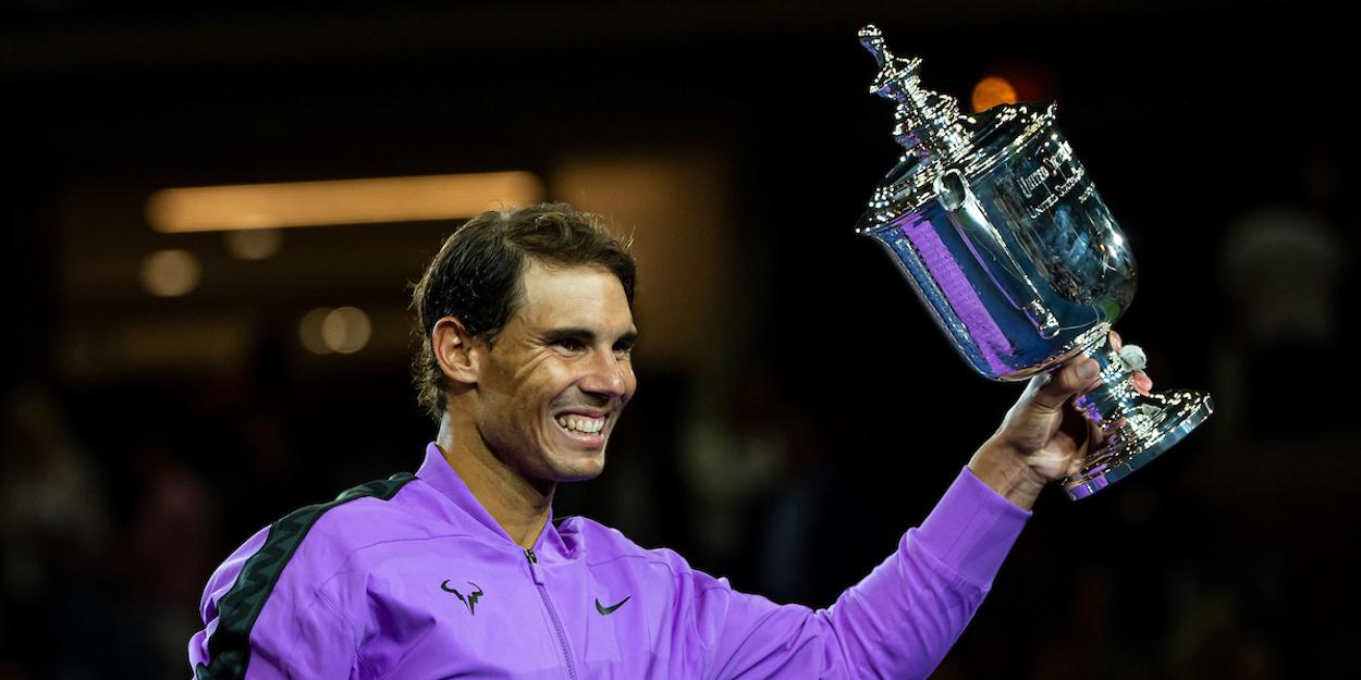 Nadal US Open 2019