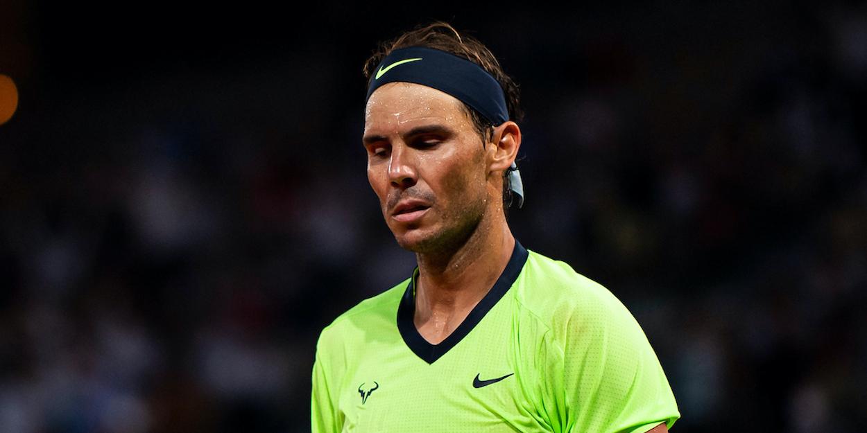Rafael Nadal French Open 2021