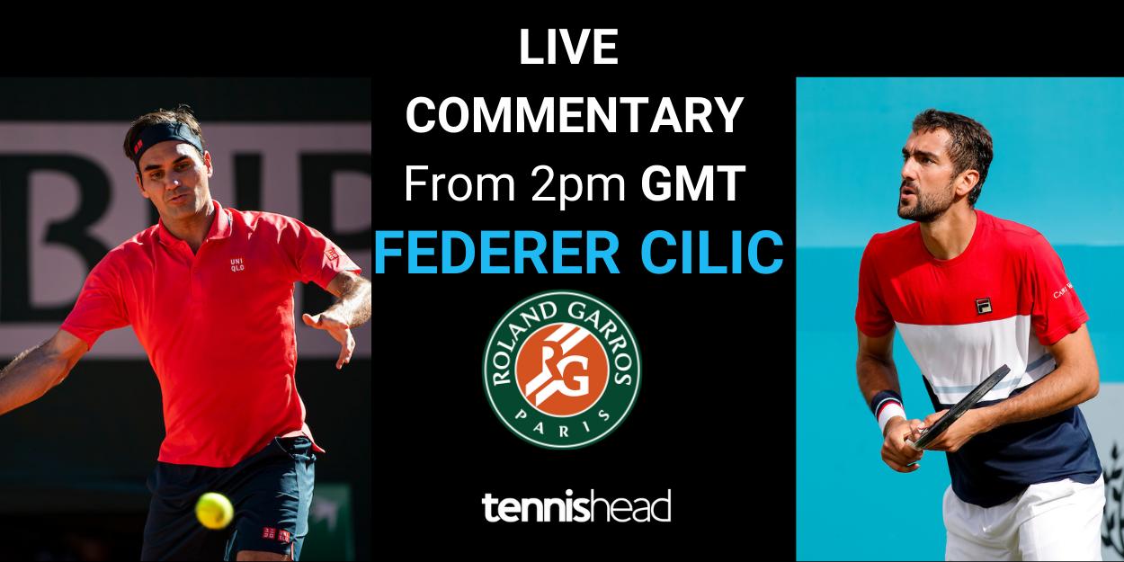 Federer vs Cilic