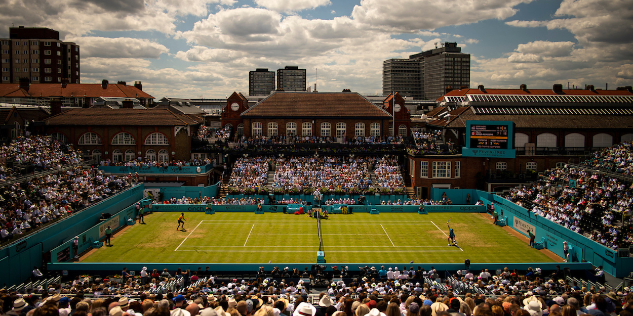 Queens Club Championships 2019