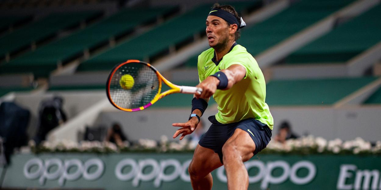 Rafael Nadal Roland Garros 2021
