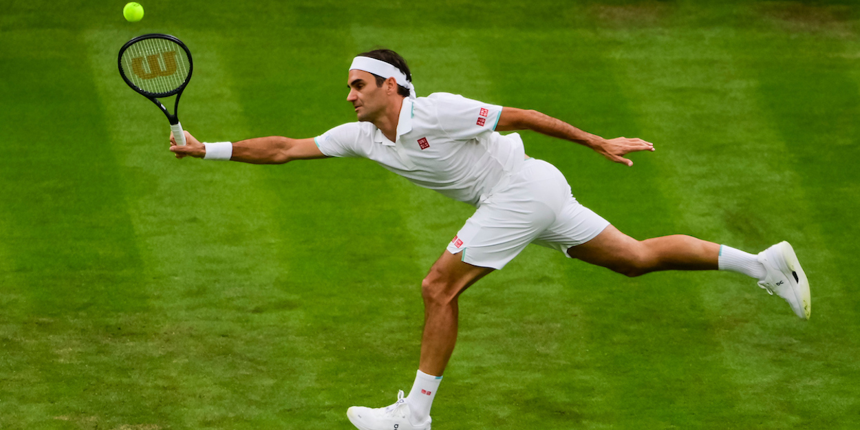 Federer Wimbledon 2021