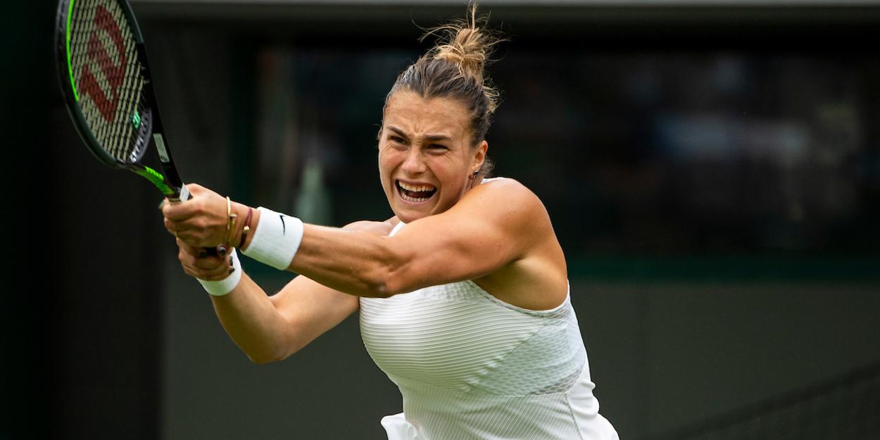 Sabalenka Wimbledon