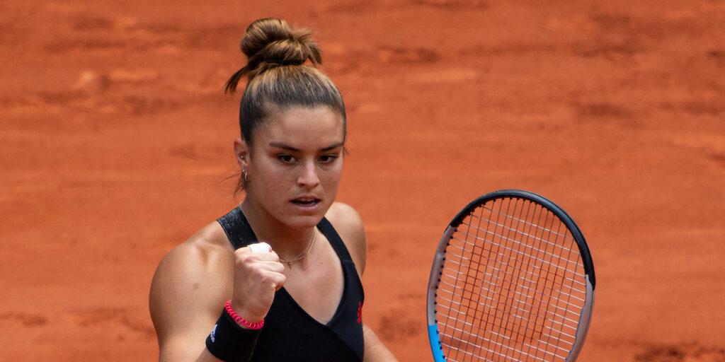 Maria Sakkari French Open 2021