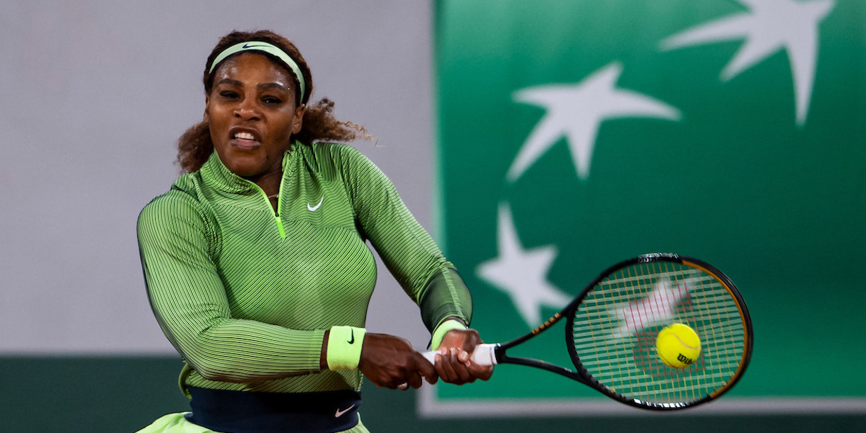 Serena Williams French Open 2021