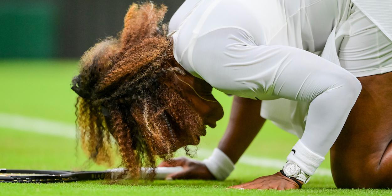 Serena Wimbledon 2021