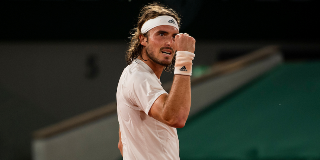 Tsitsipas Roland Garros 2021