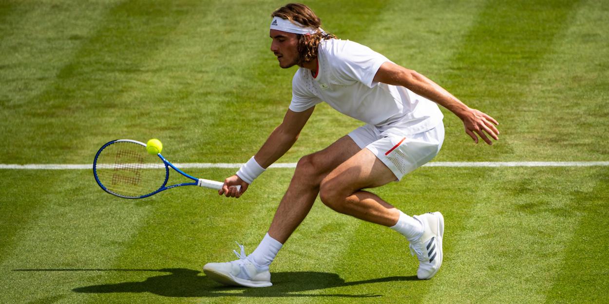 Tsitsipas Wimbledon