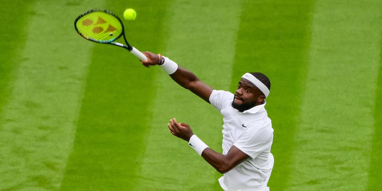 Tiafoe Wimbledon 2021