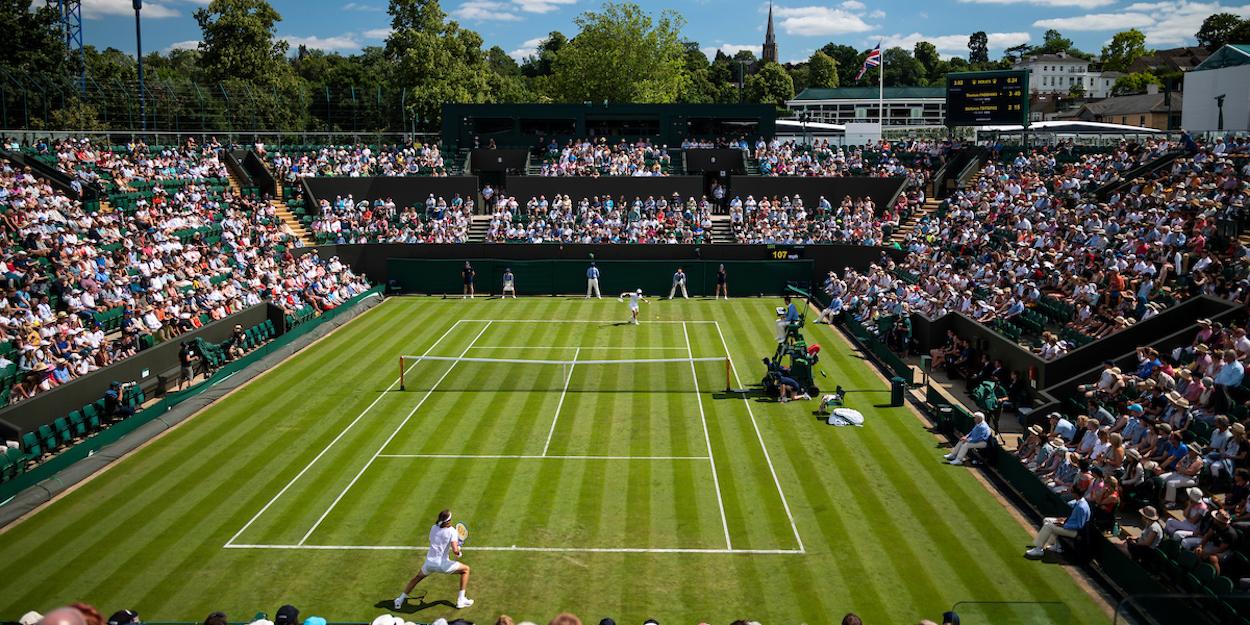 Wimbledon Ambience 2019