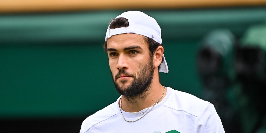Berrettini Wimbledon 2021