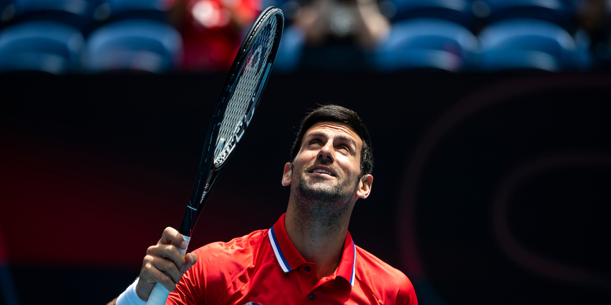 Djokovic Serbia 2021