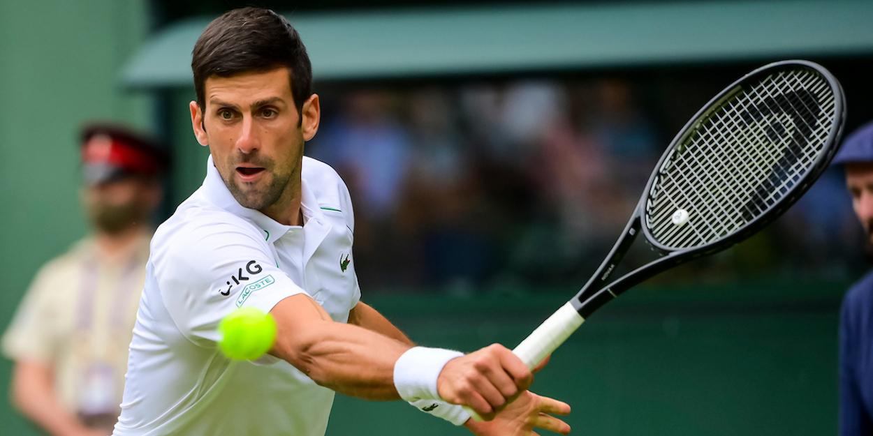 Djokovic Wimbledon 2021