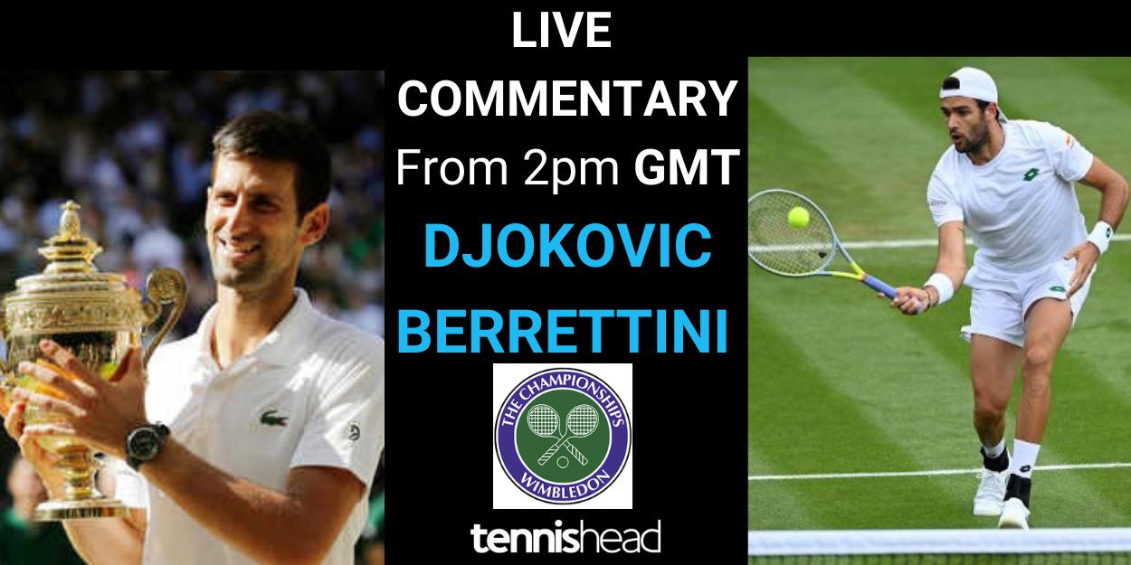 Djokovic vs Berrettini (1)