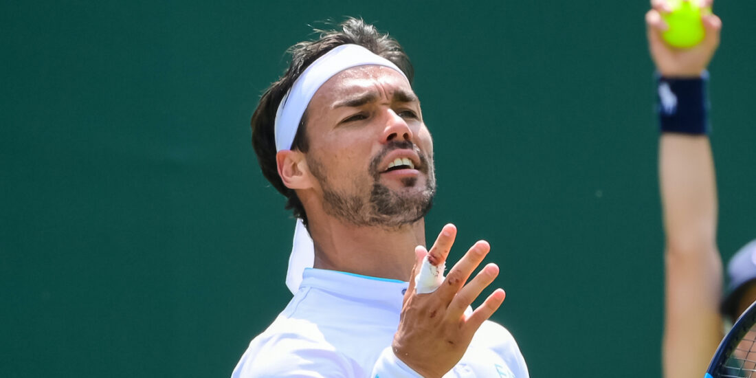 Fabio Fognini Wimbledon 2021