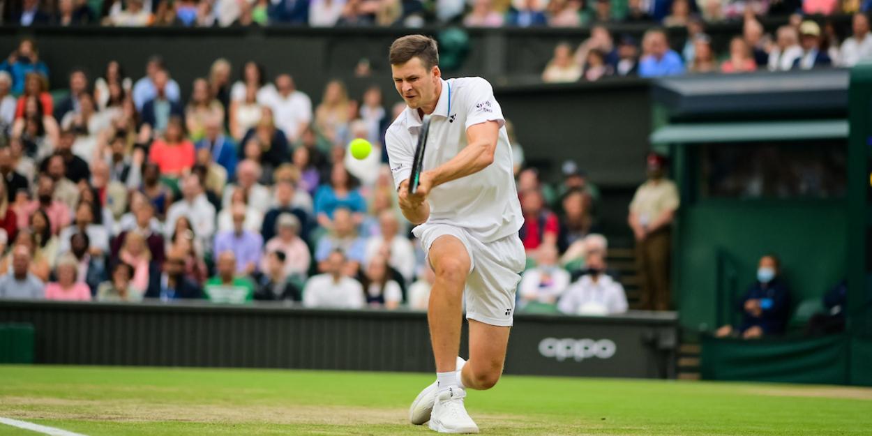 Hurkacz Wimbledon