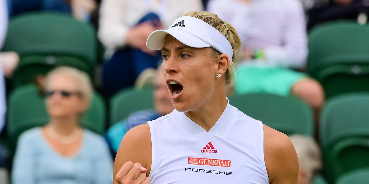 Angelique Kerber Wimbledon 2021