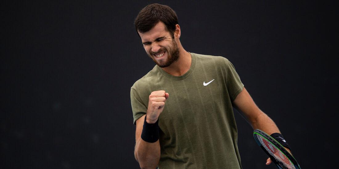 Khachanov Australian Open Series 2021