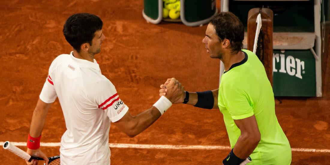 Djokovic Nadal French Open 2021