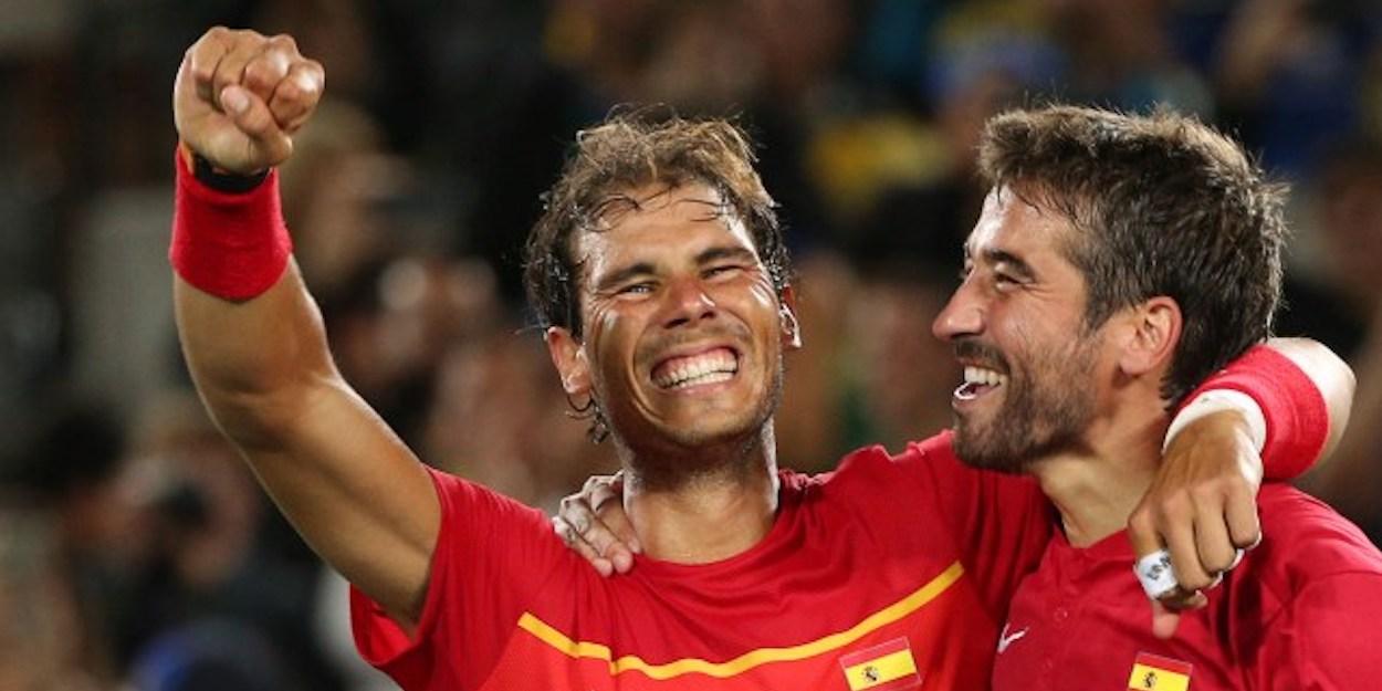 Rafael Nadal Rio Olympics