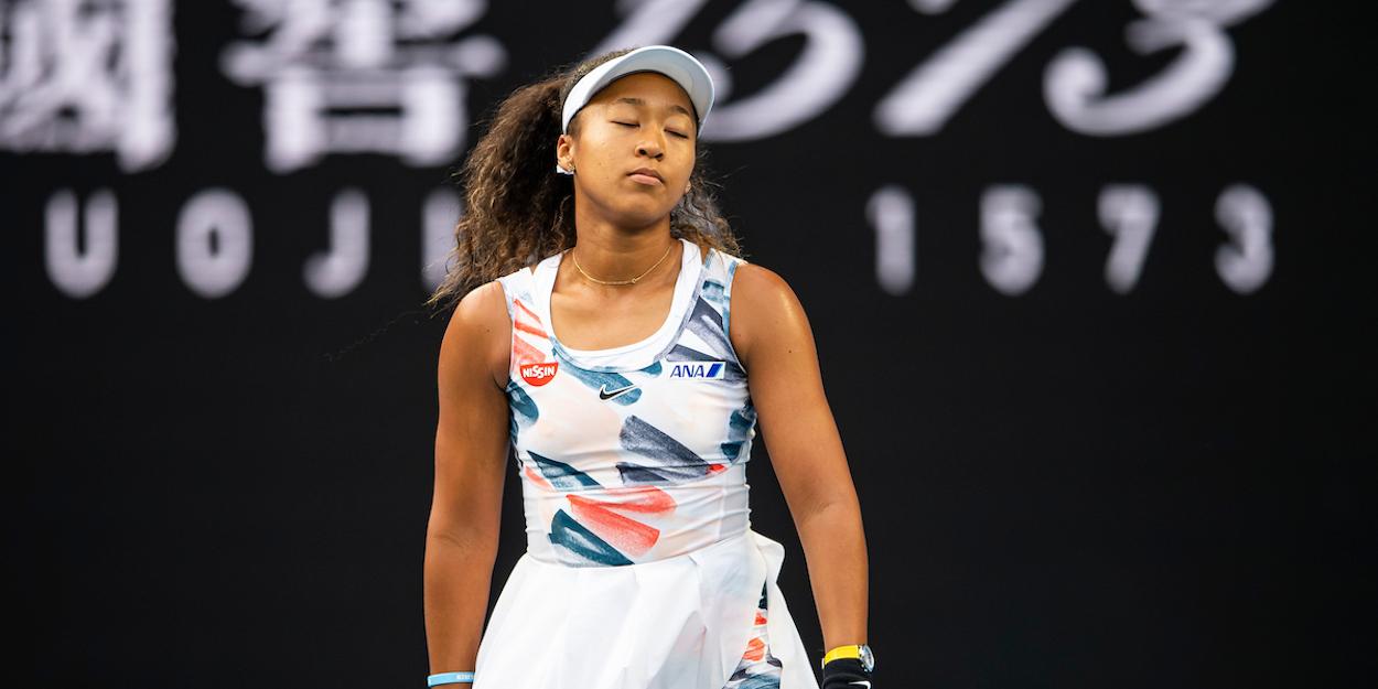 Osaka Australian Open 2020