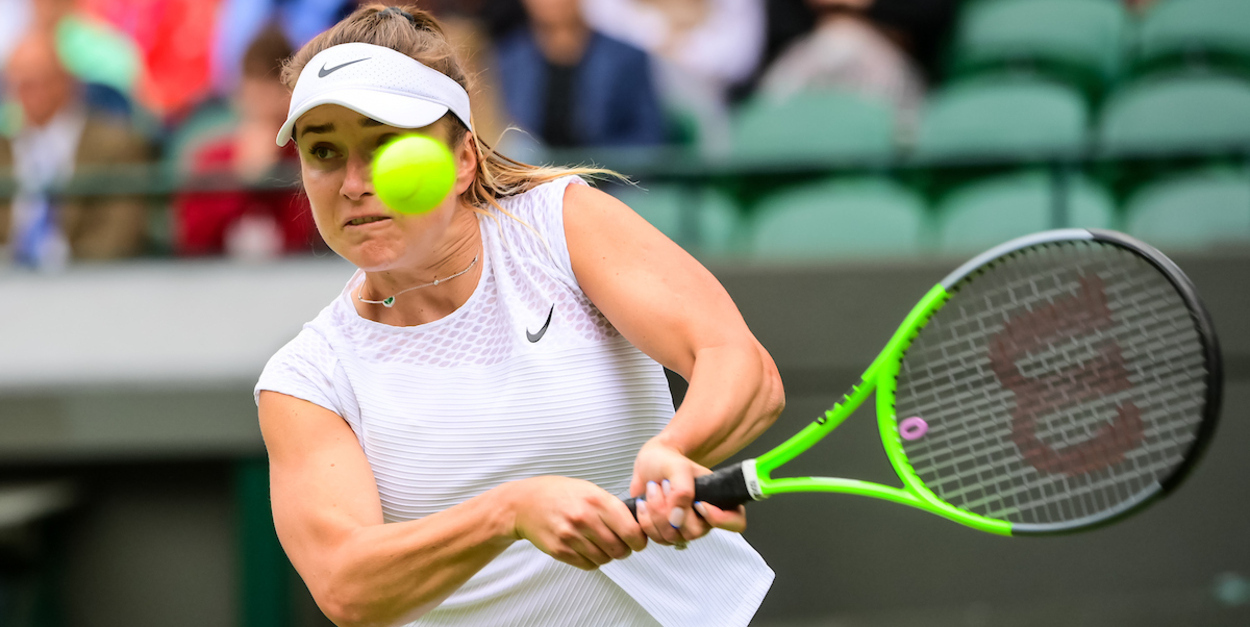 Svitolina Wimbledon