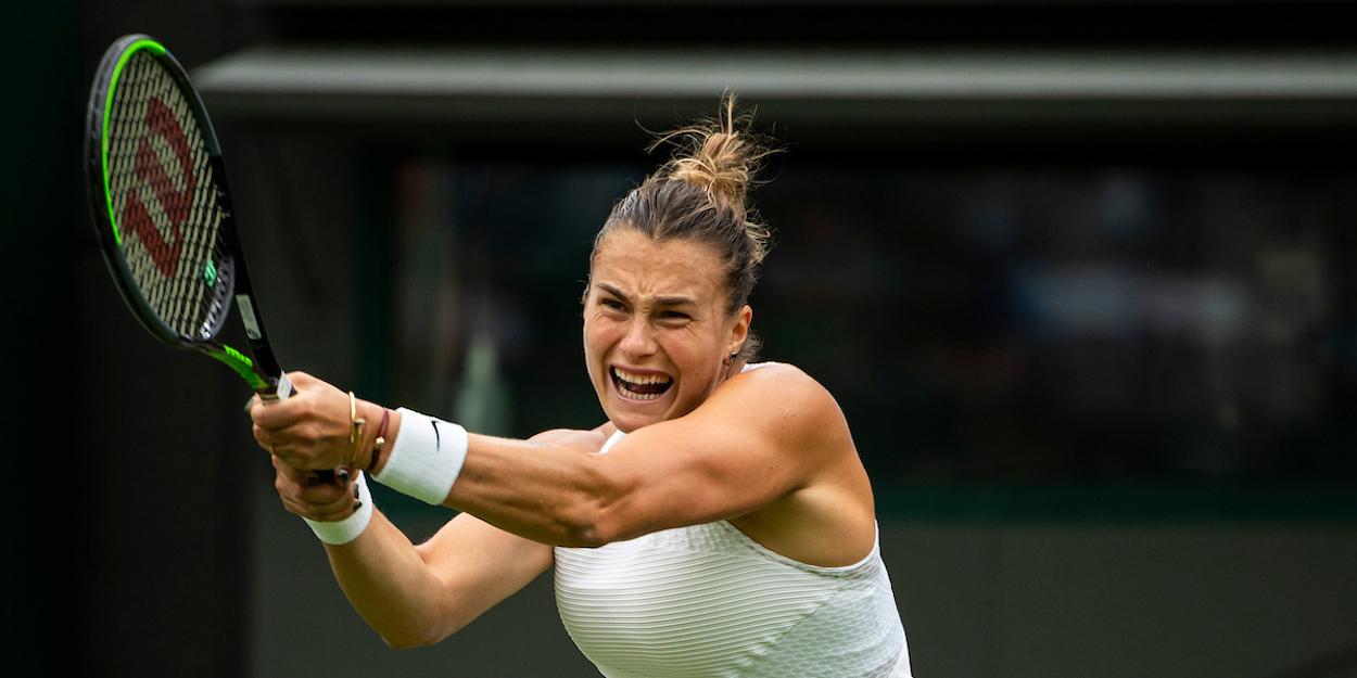 Sabalenka Wimbledon 2021