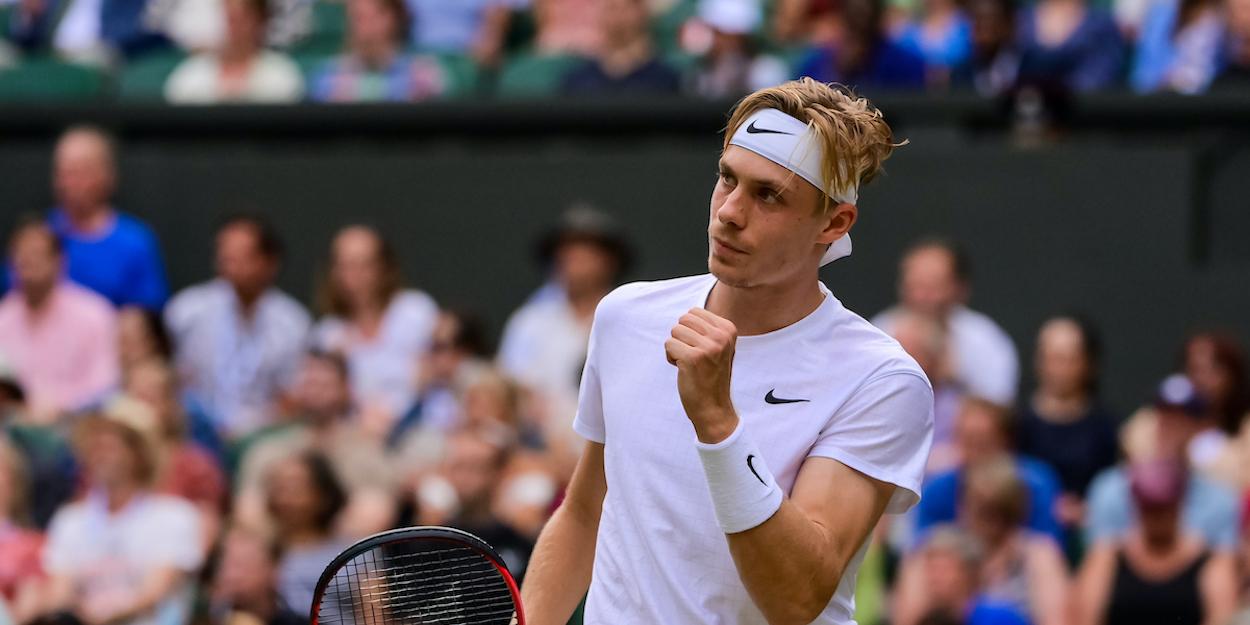 Shapovalov Wimbledon 2021