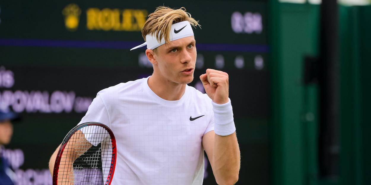 Shapovalov Wimbledon 2021 Andy Murray