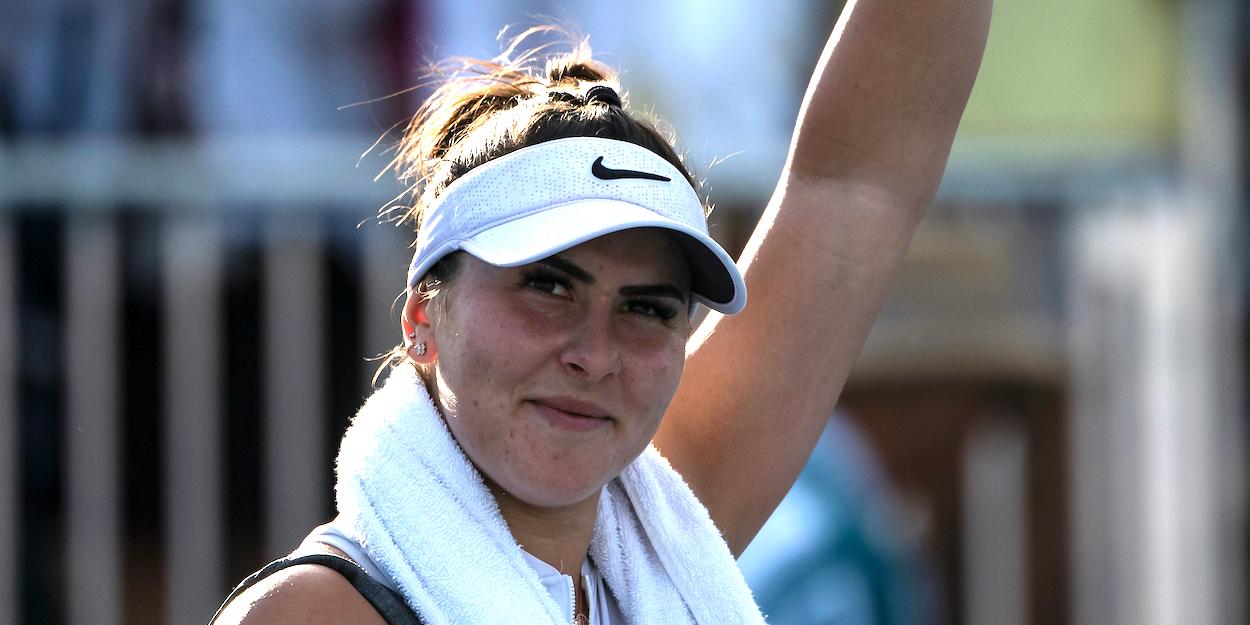 Bianca Andreescu Miami Open 2019