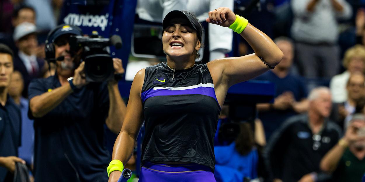 Bianca Andreescu US Open 2019