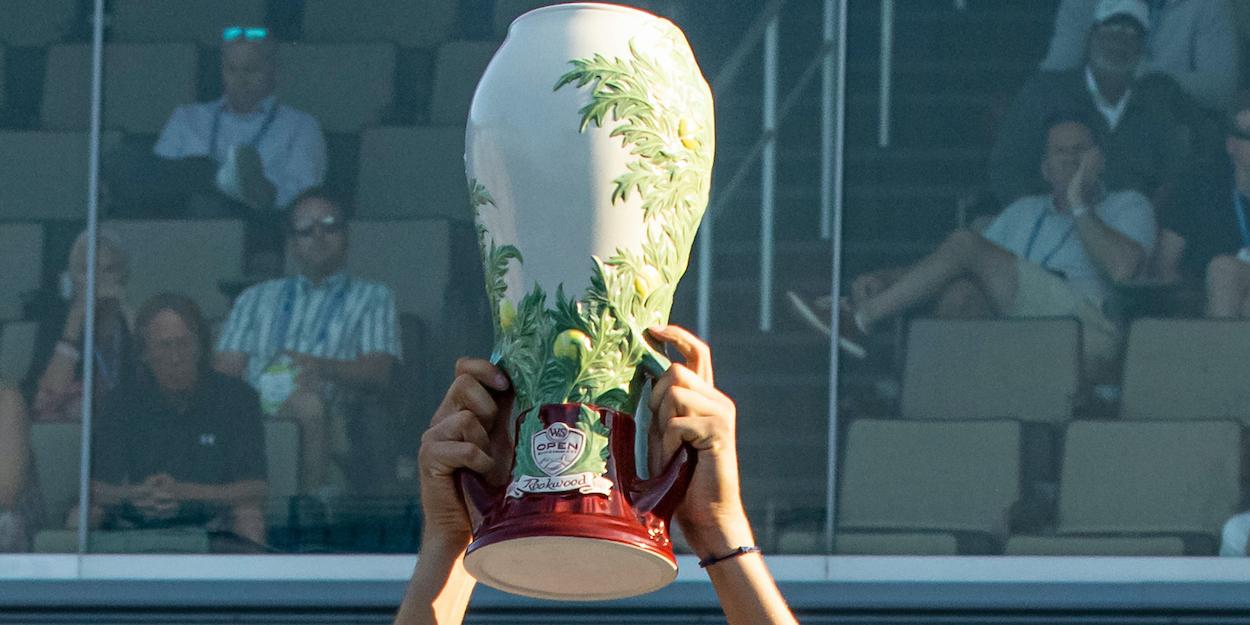 Cincinnati Open trophy