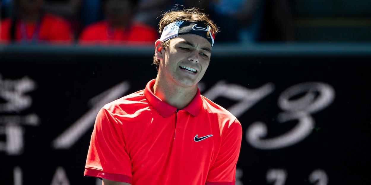 Fritz Australian Open 2021