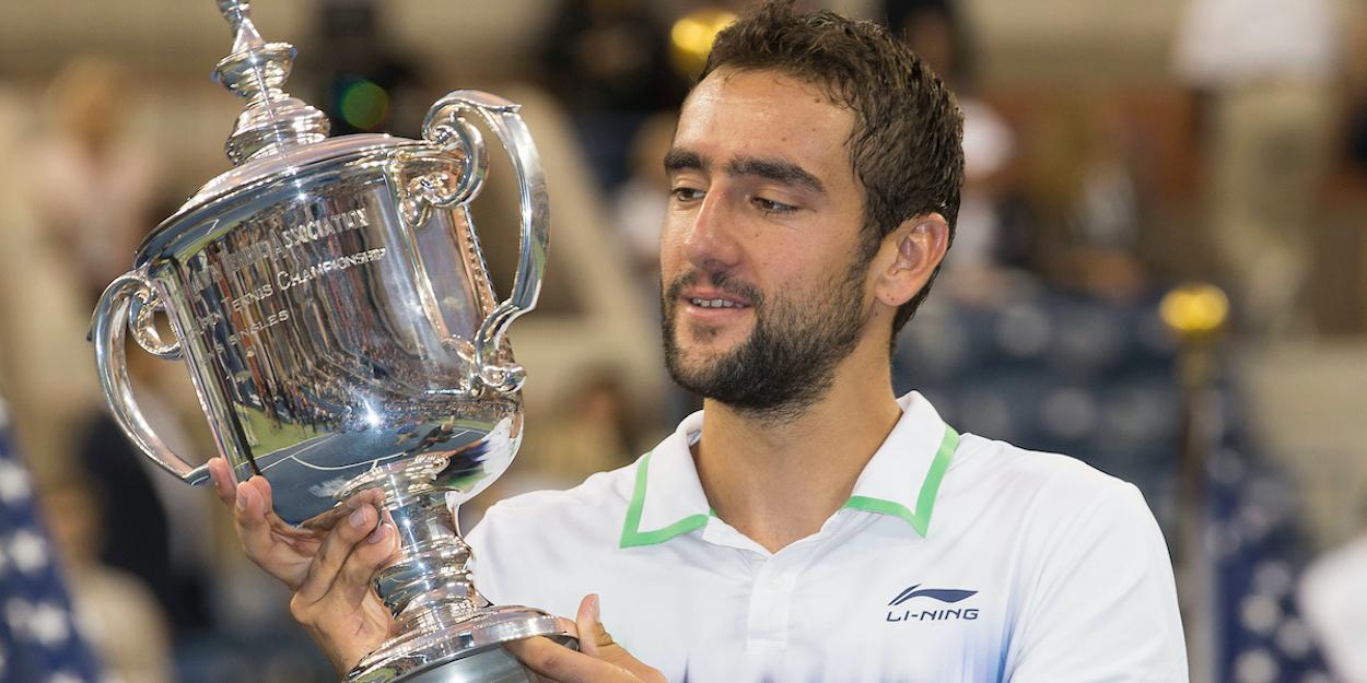 Marin Cilic US Open 2014