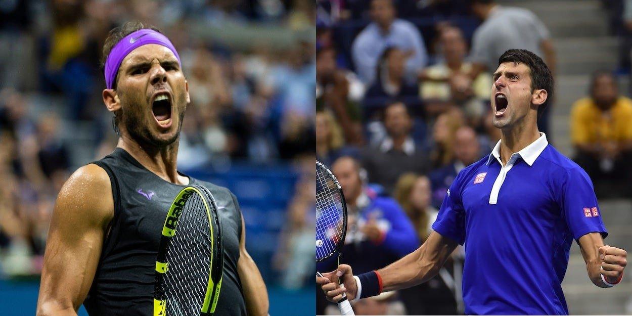 Nadal Djokovic US Open