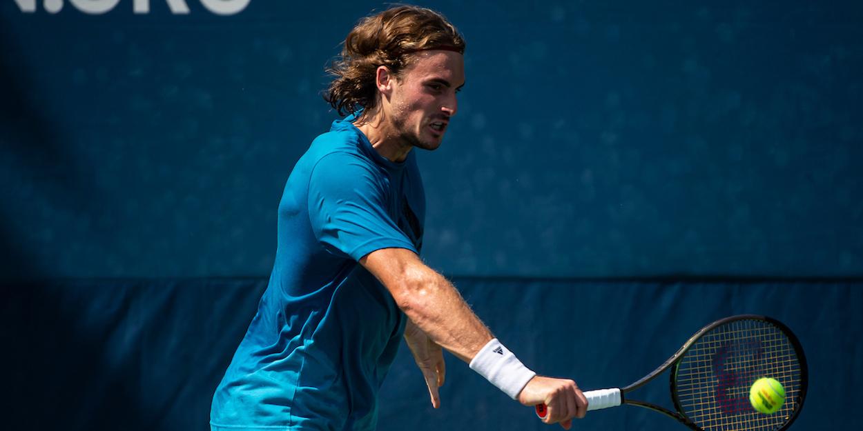 Stefanos Tsitsipas US Open