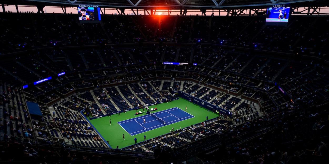 US Open 2018 Ambience