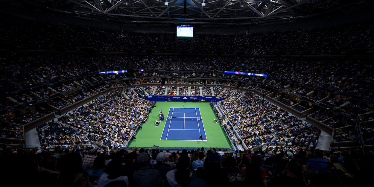 US Open Ambience 2019