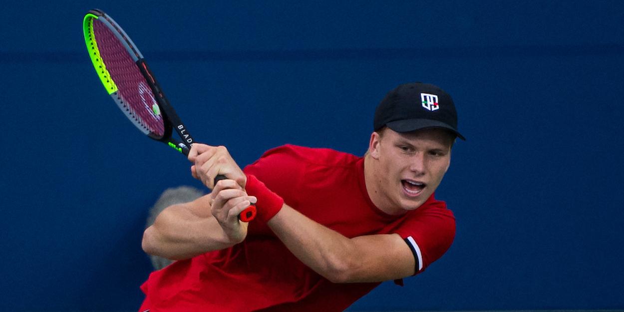 Jenson Brooksby US Open 2021