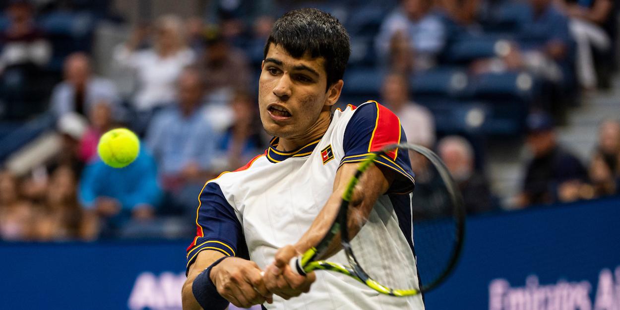 Carlos Alcaraz US Open