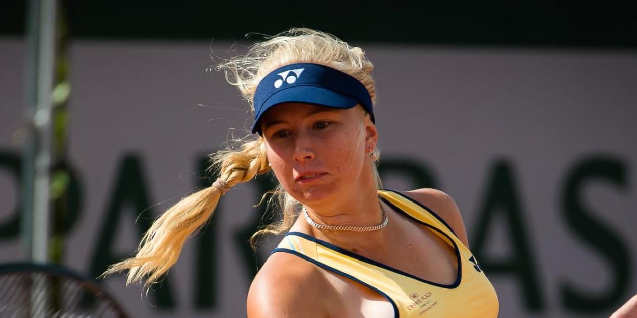 Clara Tauson WTA