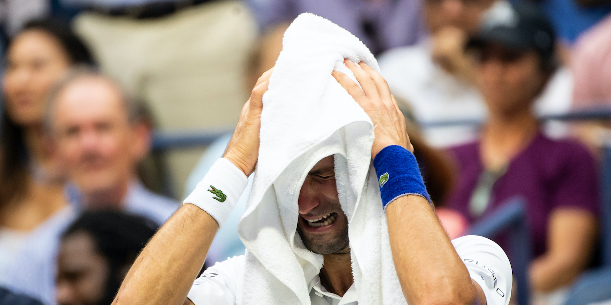 Djokovic US Open 2021